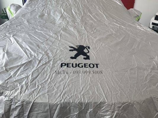 Bạt phủ xe Peugeot