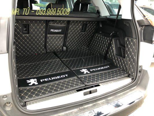 thảm cốp xe cao cấp Peugeot