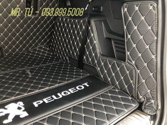thảm cốp xe Peugeot 3008
