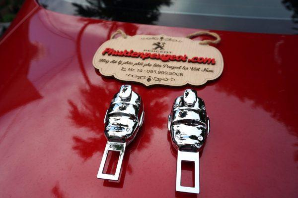Bọc chốt an toàn dây bảo hiểm xe Peugeot