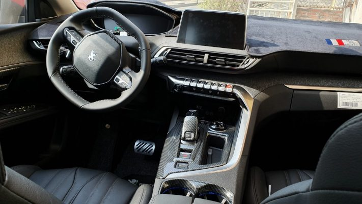 Combo ốp carbon nội thất Peugeot