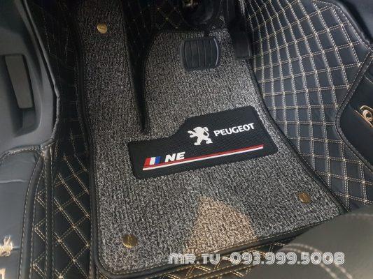 thảm lót sàn ô tô Peugeot