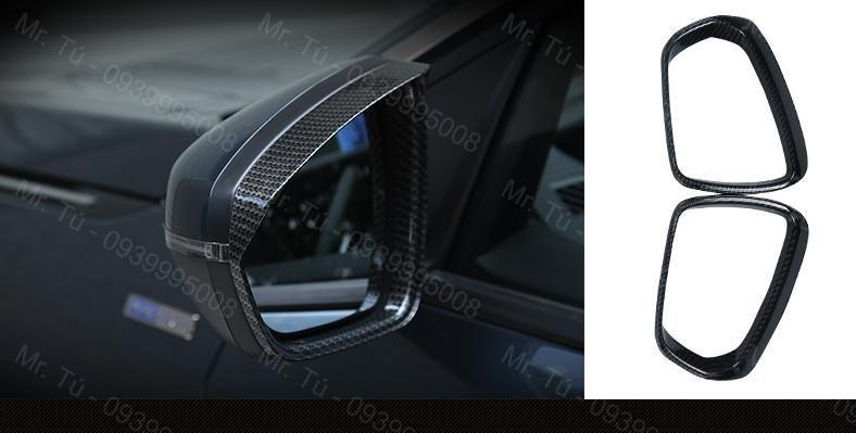 Ốp viền gương carbon Peugeot