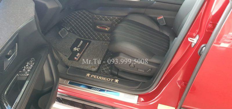 Thảm sàn 6D Peugeot