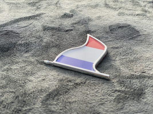 Logo lá cờ Pháp Peugeot