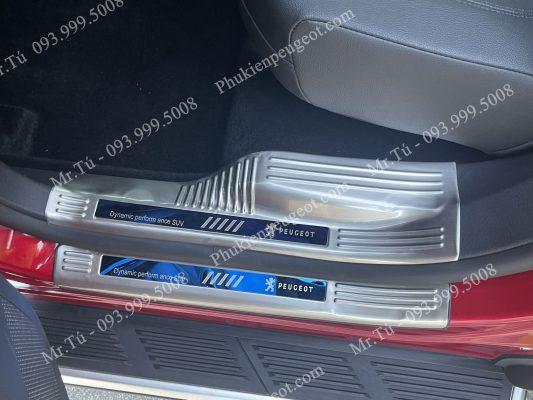 Nẹp bậc xe Peugeot 3008 Facelift