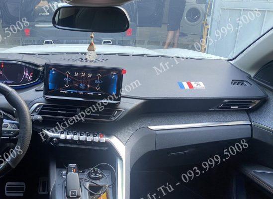 Thảm taplo xe Peugeot 3008 Facelift